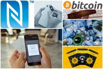 NFC Cryptomonnaie et Blockchain