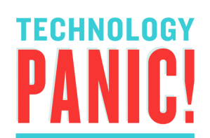 Future Technology Panic (c) BBC