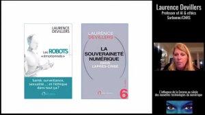 Laurence Devillers, CNRS