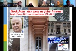 Blockchain Jean-Jacques Quisquater