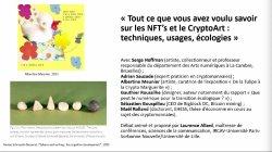 Tout ce que vous voulez savoir ... NFT Cryptoart