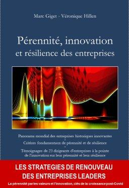 Pérennité des entreprises, le livre de Marc Giget et Véronique Hillen
